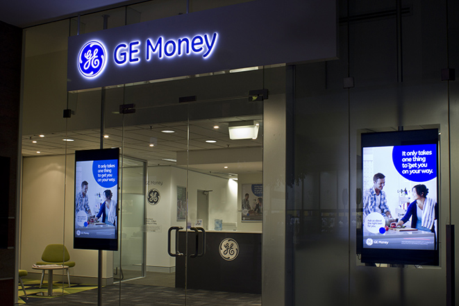 GE Digital Signage