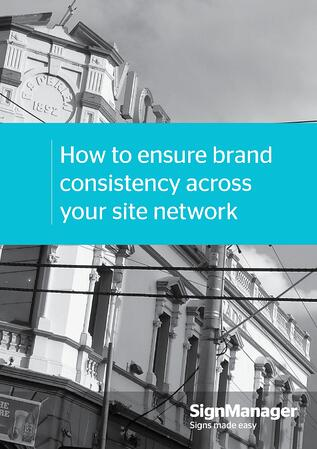 How to Ensure your brand looks consistent across your site network